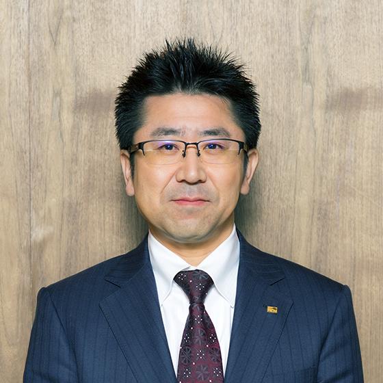 代表取締役社長・橋本吉徳